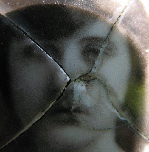 Cemetery Portrait