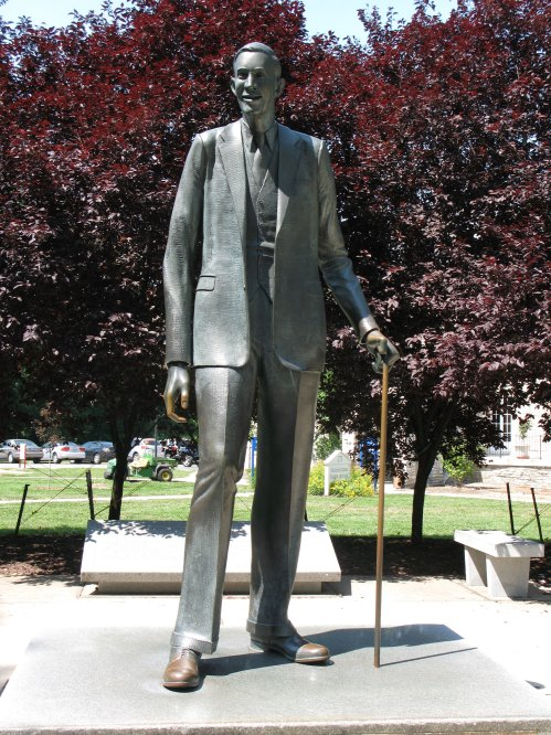 Wadlow front view